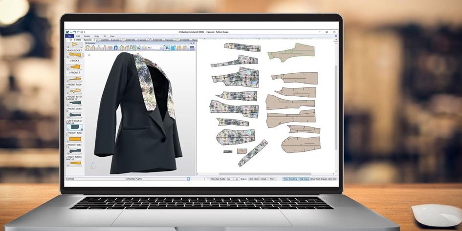 проектиране на бранд облекла