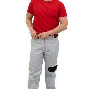 мъжки сиви работни панталони