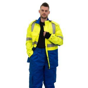 мъжко мембранирано яке