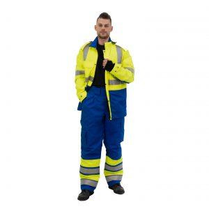 мъжки мембраниран панталон за работа на открито